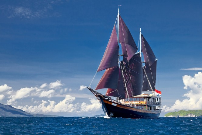 Exclusive interview with the owner of sailing yacht Dunia Baru