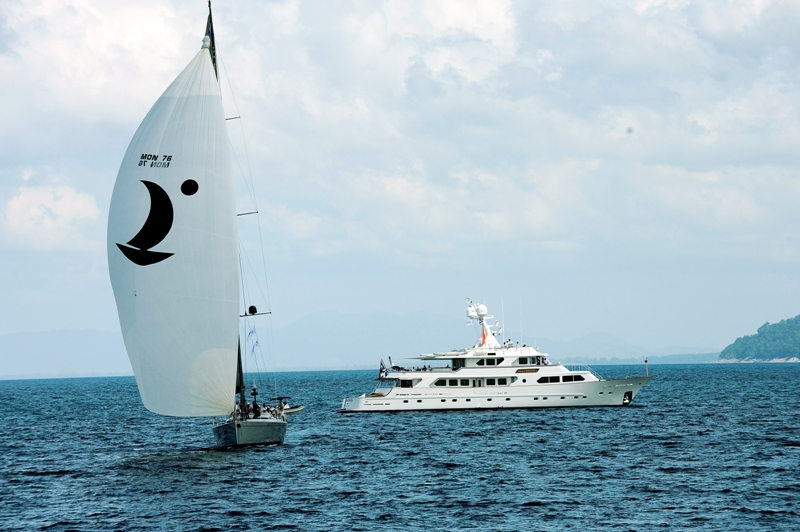 International Asia Superyacht Rendezvous Opens