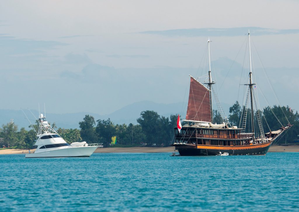 17th Asia Superyacht Rendezvous 2nd Time Winner's Cup