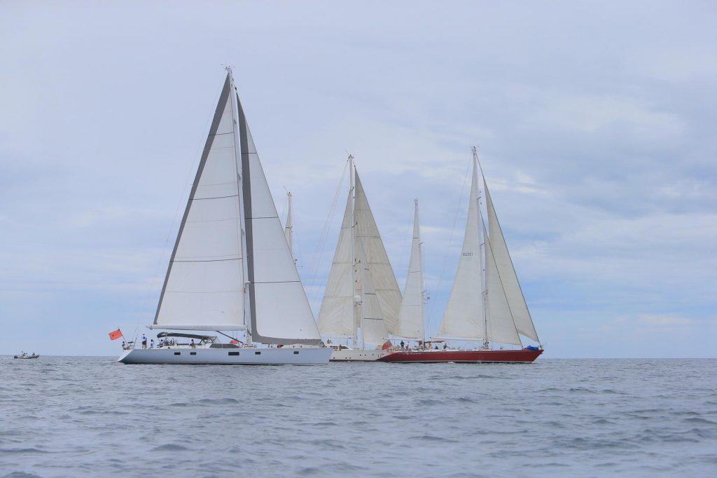 Asia Superyacht Rendezvous Cup Stunning Regatta