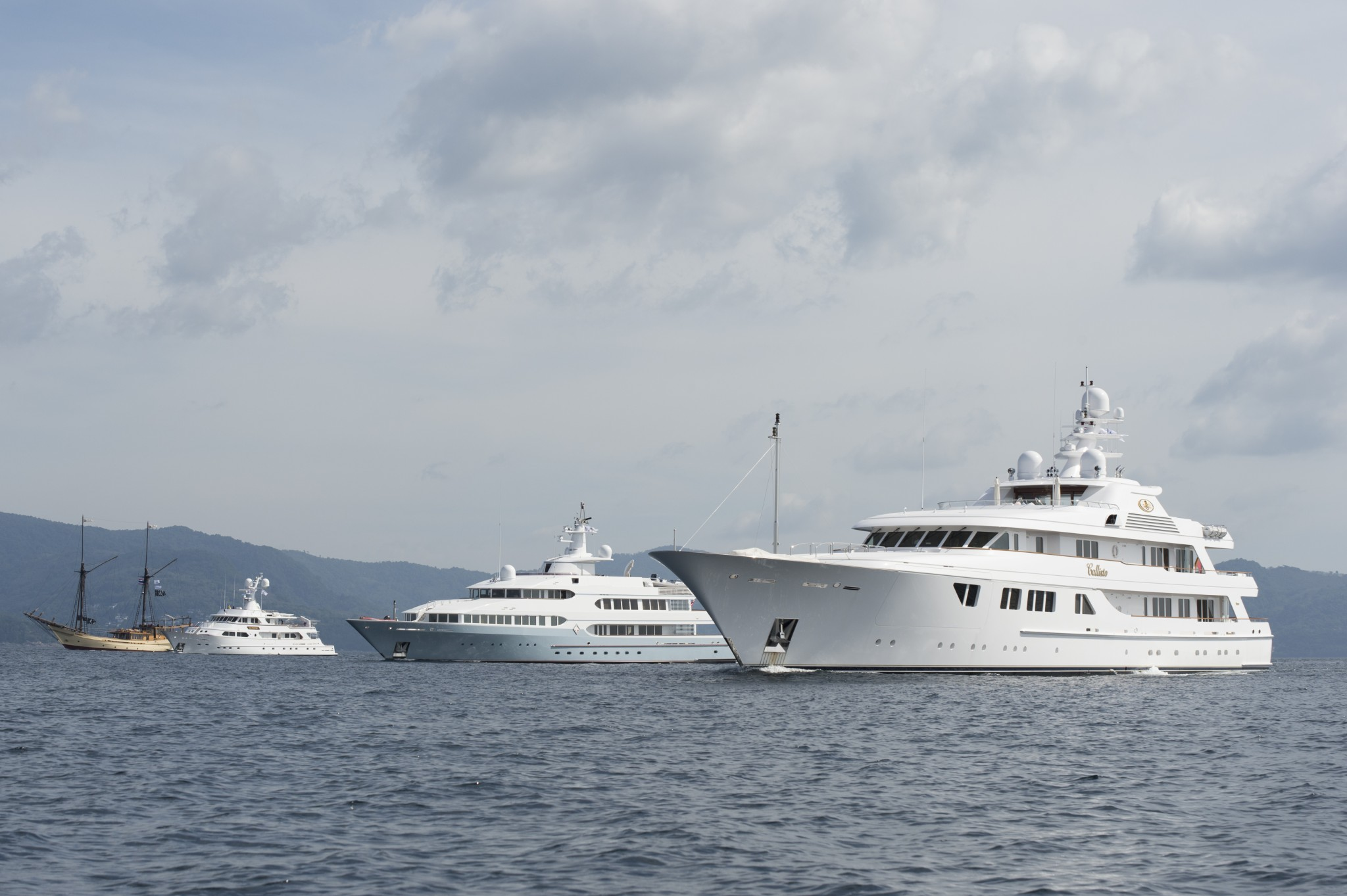 """ASR Superyacht Cup"" Returns to Phuket from January 18th to 20th"